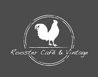 Menu Design / Rooster cafe