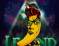Prince Banana Rock You