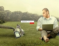 Huawei: Forest (Print)