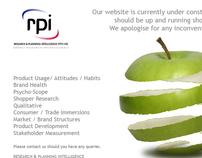 RPI Website Coming Soon