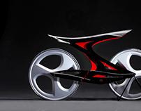 Concept bike design / Zapfina
