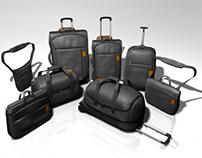 Collapsible Luggage Range