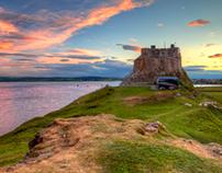 Holy Island UK