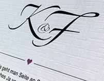 Hochzeitdesign