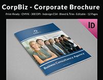 CorpBiz - Corporate Brochure