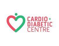 Cardio + Diabetic Centre - Branding|Design