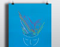Poster, evento Institución Universitaria Pascual Bravo.