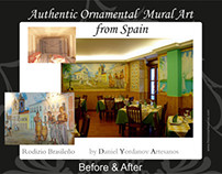 MURAL ART IN BRAZILIAN RODIZIO  - view 01