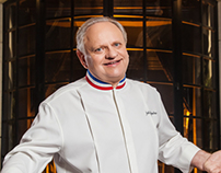 Chef Joël Robuchon / MGM Grand Las Vegas