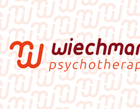 Visual identity Wiechmann psychotherapie
