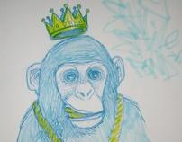 Monkey King Rules The World
