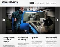O Consulting Website