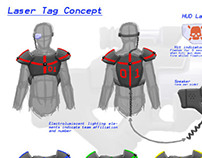 Laser Tag Concept
