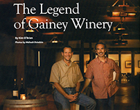 Winemakers | Editorial Photography