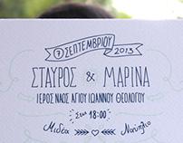 Stavros & Marina