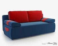 "sofa ""Julie"""