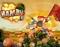 Hambo - Miniclip Mobile for iOS and Android