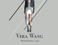 Student Project | Vera Wang | Catalogue Design