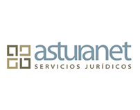 Asturanet, servicios jurídicos - Identidad Corporativba