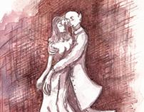 Illustrations inspirées du livre de Joann Sfar