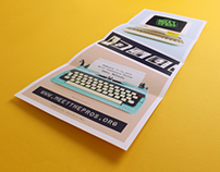 Meet The Pros 2013 Direct Mail Poster