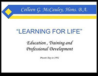 Education, Training and Professional Development