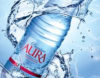 Aura mineral water