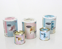 Student Project | Plascon Paint | Packaging Design
