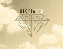Student Project | Utopia Gold | Brand Identity