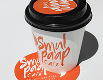 Student Project | Smulpaap Cafe | Brand Identity