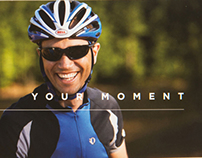 "Crystal Mountain ""Make It Your Moment"" Campaign"