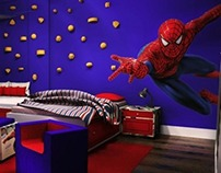 Spider Man Room