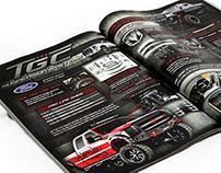 Top Gun Customz Magazine Ad