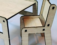 Product: Toy Furniture