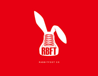 RBFT|Rabbitfoot Co. online shop logo