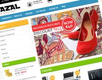 Gazal - Premium Opencart Theme