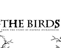 THE BIRDS TITLES INTRO