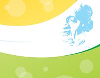 Letter Background of Sardar Vallabhbhai Patel