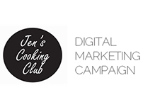 Jennifer's Kitchen - Digital Marketing Campaign