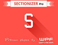 Sectionizer WordPress Plugin by SketchThemes