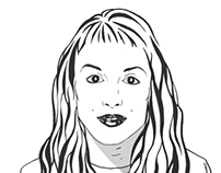 Tablet Sketches: Hayley Williams