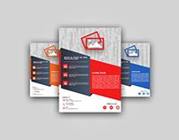 Business Advertisement Poster Design