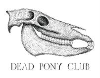 Dead Pony Club Branding