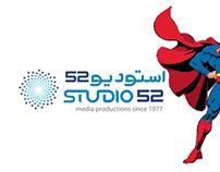 Studio52 banner