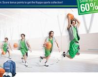 OMV Kappa promotion