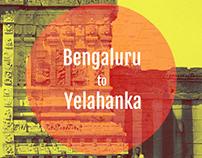 Bengaluru to Yelahanka