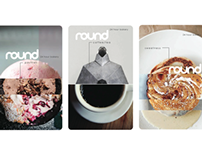 Student Project | Round Bakery | Brand Identity