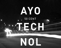 CD COVERS / AYO TECHNOLOGY