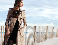 Burberry Days in Long Beach (Fashion Gone Rogue)