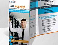Tri-fold brochure x 2